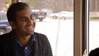 Aziz Ansari: It's Like Pushing a Building Off a Cliff
