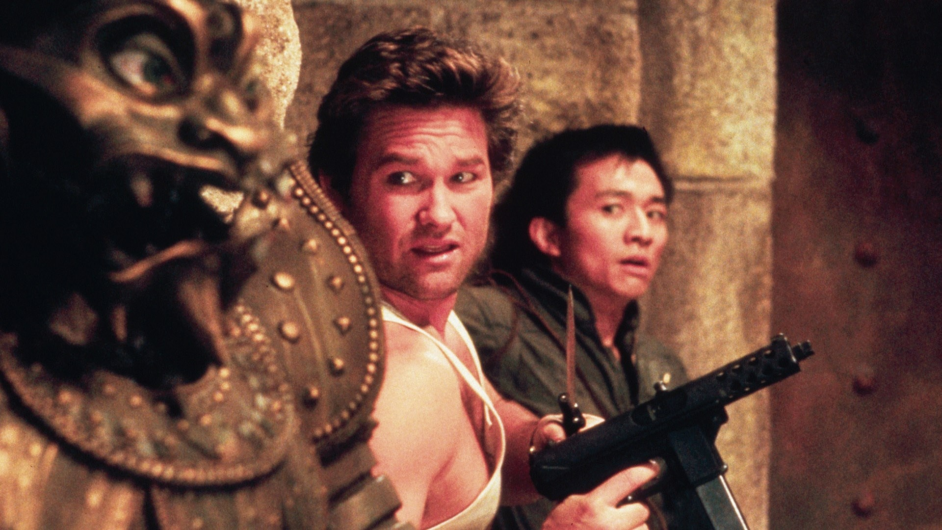 Watch Big Trouble In Little China Online Free Crackle