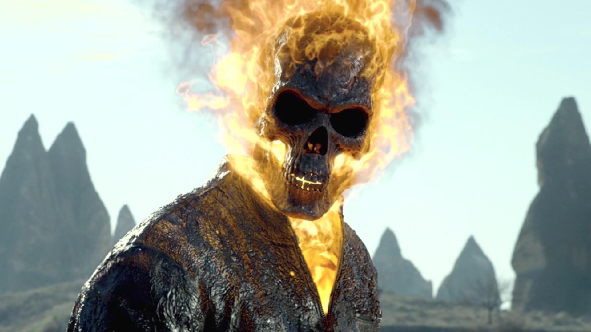 Watch Ghost Rider Spirit Of Vengeance Online Free Crackle
