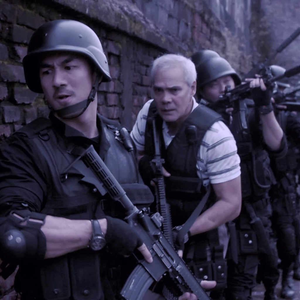 the raid redemption english dubbed