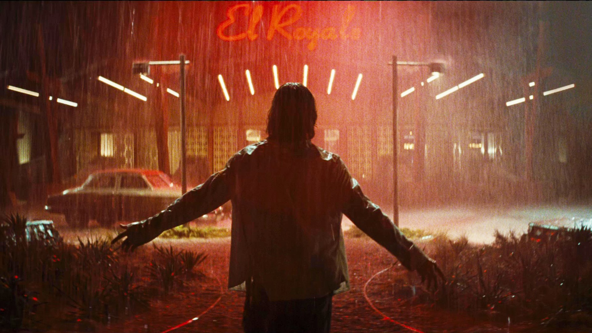 Watch Bad Times At The El Royale Online Free Crackle